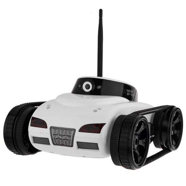 Робот-шпион I-Spy FPV Wi-Fi RTR - RC HOBBY
