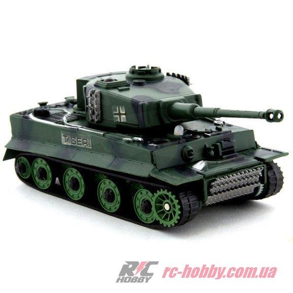 Танк Heng Long German Tiger 1:70 - RC HOBBY