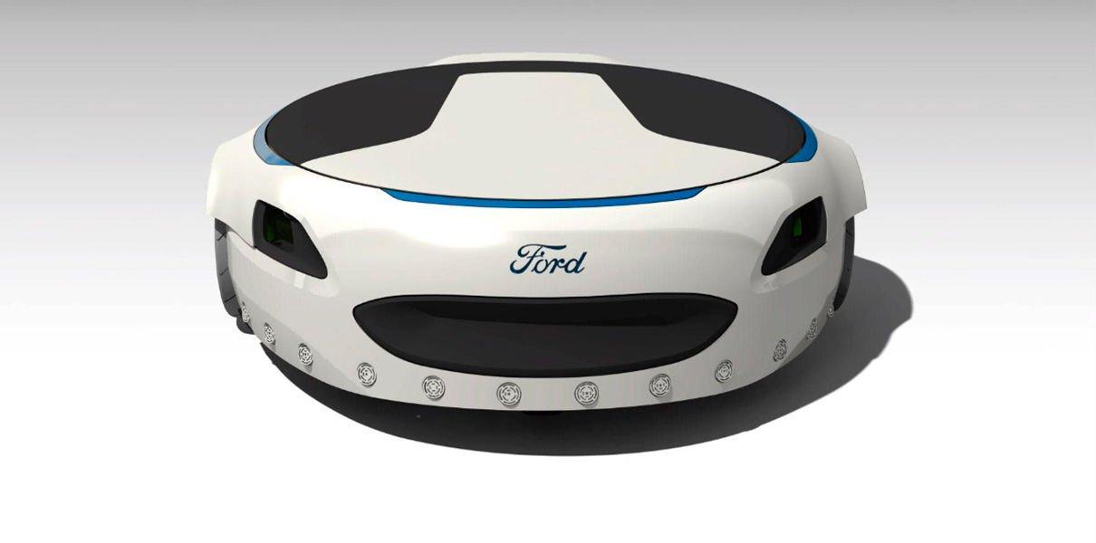 Новое мобильное решение предлагает Ford - RC HOBBY
