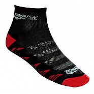 НоскиTempish SPORT 7-8 (121000050/7-8 (blk/red))