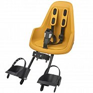 Велокресло Bobike Mini One Mighty Mustard  (8012000010)