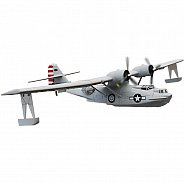 Гидроплан Dynam PBY Catalina Brushless PNP 1470 мм (DY8943-Grey PNP)