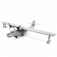 Гидроплан Dynam PBY Catalina Brushless RTF 1470 мм 2,4 ГГц (DY8943-Grey RTF)