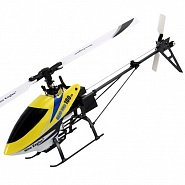 Вертолет Nine Eagles Solo Pro 180 3D Brushless RTF 360 мм 2,4 ГГц (NE30231824202004A (NE R/C 318A)