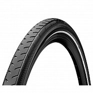 Покрышка Continental Ride Cruiser black/black wire reflex 28 x 2.20 (101535)