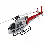 Вертолет WL Toys Lama AS350 RTF 238 мм 2,4 ГГц (WL-V931 Red)