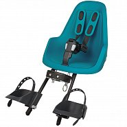 Велокресло Bobike Mini ONE Bahama Blue  (8012000009)