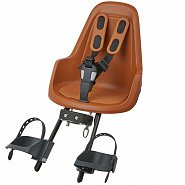 Велокресло Bobike Mini ONE chocolate brown  (8012000004)